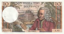 France Lot De 3 Billets 10 Francs Berlioz Du 6 2 19664 Qui Se Suivent  Juste Trous BDF SPl - 1962-1997 ''Francs''