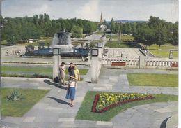 Oslo - Ansicht Des Vigeland Skulpturen Park Mit Den Brunnen     **oran-2-302** - Norvège
