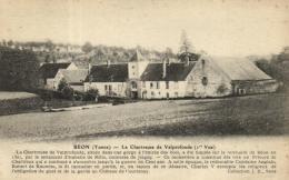 B 2857 - Beon (89) La Chartreuse De Valprofonde - Other Municipalities