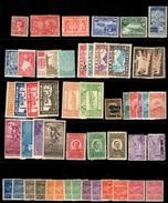Brésil Belle Collection D'anciens Neufs **/* 1906/1938. Bonnes Valeurs. B/TB. A Saisir! - Lots & Serien