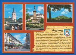Deutschland; Siegburg; Multibildkarte - Siegburg