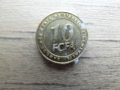 Central African  10  Francs  2006  Km 19 - Centrafricaine (République)