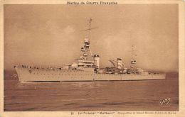 Militaire (Bateaux) - Colbert - Croiseur - Warships
