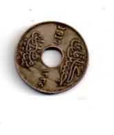 Egypte - 5 Millièmes 1917-voir état - Egypte