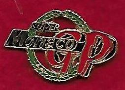 @@ Laurier Auto F1 Logo Jeux Vidéo Super Monaco GP (2.8x1.8) @@aut08 - Games