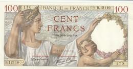 France Lot De 3 Billets 100 Francs Sully Du 20 06 1940 Qui Se Suivent  Neuf - 100 F 1939-1942 ''Sully''