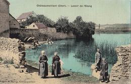 CHATEAUMEILLANT/18/ Lavoir De L'étang/ Réf:fm167 - Châteaumeillant