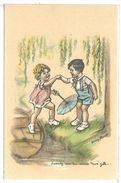 Donnez-moi La Main..... - Illustrateur Germain BOURET - Bouret, Germaine