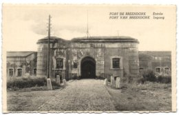 Fort Van Breendonk - Ingang - Puurs