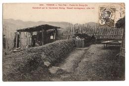 VIET NAM - YEN THE Poste De Dong-Co, Construit Par Le Lieutenant Moing - Vietnam