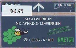 Telefoonkaart * MAATWERK  * LANDIS&GYR * NEDERLAND * R-106.B * 327E * Niederlande Prive Private  ONGEBRUIKT MINT - Nederland