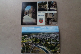 DINAN - Vue Générale, Le Viaduc Et La Rance - Les Vieux Quartiers (22 Cote D'Armor) - Dinan