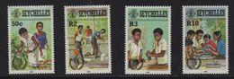 Seychelles - N°587 à 590 - Année De La Jeunesse - Cote 7.50€ - Seychelles (1976-...)