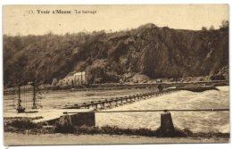 Yvoir S/Meuse - Le Barrage - Yvoir