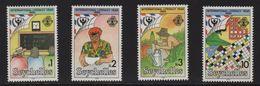 Seychelles - N°720 à 723 - Année De L'alphabetisation - Cote 10€ - Seychelles (1976-...)