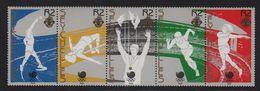 Seychelles - N°651 à 655 - Jeux Olympiques Seoul 1980 - Cote 8€ - Seychelles (1976-...)