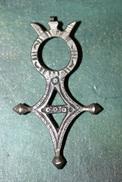 """Belle Médaille Argent 925 Poinçonné """"Croix D'Agadès - Croix Du Sud"""" - Ethnics"""