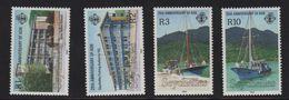 Seychelles - N°701 à 704 - Banque Africaine De Developpement - Cote 12€ - Seychelles (1976-...)