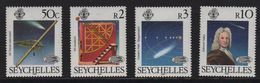 Seychelles - N°595 à 598 - Comete De Halley - Cote 8.50€ - Seychelles (1976-...)