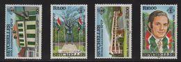 Seychelles - N°553 à 556 - Parti Unifie - Cote 7€ - Seychelles (1976-...)