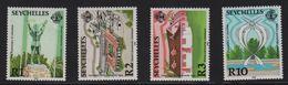 Seychelles - N°627 à 630 - Libération - Cote 7.50€ - Seychelles (1976-...)