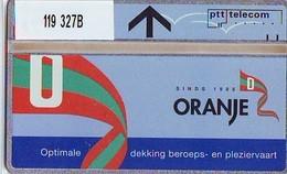 Telefoonkaart * ORANJE * LANDIS&GYR * NEDERLAND * R-119 * 327B * Niederlande Prive Private  ONGEBRUIKT MINT - Privé