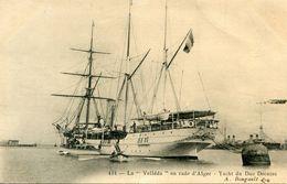 BATEAU VOILIER VELLEDA(ALGER) - Voiliers