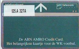 Telefoonkaart * ABN AMRO * LANDIS&GYR * NEDERLAND * R-125A * 327A * Niederlande Prive Private  ONGEBRUIKT MINT - Nederland