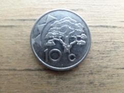 Namibie  10  Cents  1993  Km 2 - Namibia