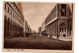 LYBIE , Carte  Tripoli , Corso    Ialo Balbo ,1941  (39/40) - Libya