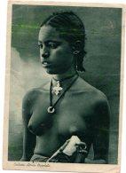 Erythrée , Carte Femme Afrique Orientale 1906  ((43/44) - Eritrea