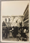 Foto Epoca - Mexico Rivoluzione Messicana 1910  Edifici Devastati N.31 - Fotos