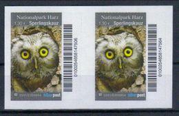 Deutschland Biberpost 'Sperlingskauz' / Germany 'Pygmy Owl' **/MNH 2017 - Uilen