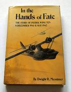 WWII Aeronautica - D. R. Messimer - In The Hands Of Fate - 1^ Ed. 1985 - Libri, Riviste, Fumetti