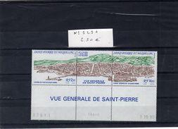 Lot Timbres - SAINT PIERRE ET MIQUELON - N° 529 A. - - St.Pierre & Miquelon