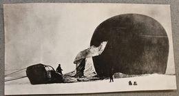 Foto Rip. Atterraggio Pallone Oernen Banchisa Polare Scatto Del 1897 - Foto