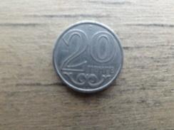 Kazakhstan  20  Tenge  2002  Km 26 - Kazakhstan