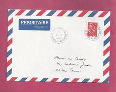 Lettre De Saint Pierre Et Miquelon Pour La France De 2007 - YT N° 832 - Oblitération De Miquelon - St.Pierre & Miquelon
