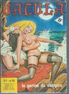 JACULA  N° 76   - ELVIFRANCE - Petit Format