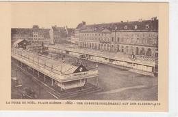 Bas-Rhin - La Foire De Noël - Place Kléber - 1860 - Strasbourg