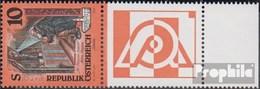 Österreich 2134Zf Mit Zierfeld (kompl.Ausg.) Postfrisch 1993 Freimarken - 1991-00 Unused Stamps