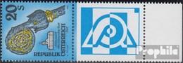 Österreich 2109 Mit Zierfeld (kompl.Ausg.) Postfrisch 1993 Kunst - 1991-00 Unused Stamps