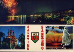 Saluti Da San Remo - 80 - Formato Grande Non Viaggiata – E 3 - San Remo