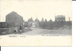 Melreux - Le Pont - Ed: L. Duparque, Florenville - Circulée - Etat: Voir 2 Scans. - Hotton