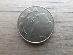 Namibie   1  Dollar  2010  Km 4 - Namibia