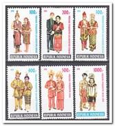 Indonesië 1991, Postfris MNH, Costums ( See Scan 1st Stamp ) - Indonesië