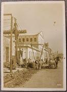 Foto Epoca - Mexico Rivoluzione Messicana 1910 - Strade E Edifici Distrutti N.22 - Photos