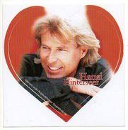 Hansi Hinterseer Zanger Chanteur Singer Sänger Sticker Autocollant - Musique & Instruments