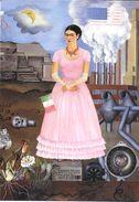 ART EXPOSITION LOS MODERNOS DIALOGUES FRANCE / MEXIQUE  MUSEE BEAUX-ARTS LYON FRIDA KAHLO AUTOPORTRAIT - Exhibitions