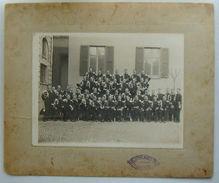 Foto Epoca Militari Carabinieri Fine 1800 Inizio 1900 - Fotografia